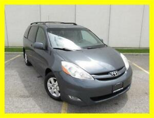 2009 TOYOTA SIENNA LE *LEATHER,POWER SLIDING DOORS,7 PASSENGER!