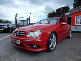 2007 Mercedes Benz CLK 320 CDi Sport 2dr Tip Auto 12 months mot,Warranty,Px w...
