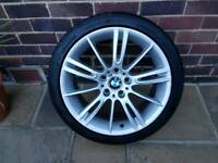 Bmw mv3 alloys genuine