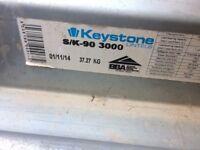 11 x Keystone lintels