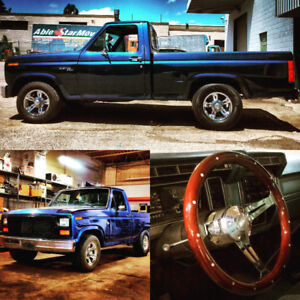 Custom 490 V8 F100 Hot Rod $8.5k OBO