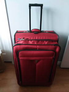 Good Condition DELSEY Extra Large Luggage Bag
