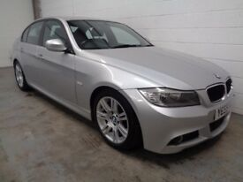 BMW DIESEL M-SPORT , 2009/59 REG , LOW MILES + FULL HISTORY , LONG MOT , FINANCE AVAILABLE, WARRANTY
