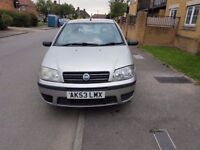 FIAT PUNTO* 5 DOORS*DRIVES PERFECTLY*CHEAP TO RUN AND INSURE*