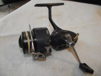 Mitchell Match 440A Fishing Reel + Spare Spool + Pouch
