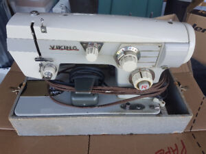 Vintage Viking sewing machine
