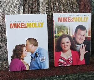 Mike and Molly Season 1 and 2 Dvd's