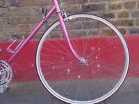 Vintage French Mercier Racer Bike