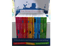 The Story Collection – Boxed set of 20 Books by Julia Donaldson, Anne FIne and MIchael Morpurgo.