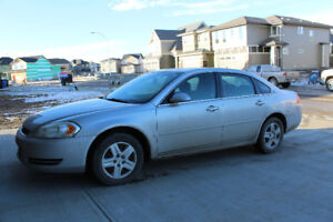 REDUCED PRICE - 2006 Chevrolet Impala LS Sedan with Winter Tires