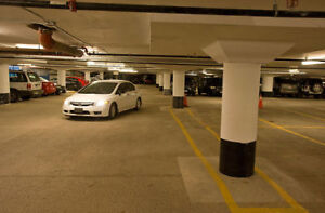 Downtown Calgary parking, indoor and secured. besides C train.