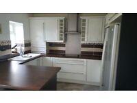 Kitchen replacement doors and worktops service