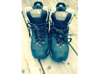 The North Face waterproof walking boots size 5