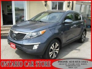2012 Kia Sportage EX !!!1 OWNER NO ACCIDENTS!!!