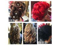 ✨Freelance hairdresser ✨Bridal/hair up specialist✨Make up✨