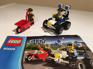 Lego police #60006 100% complet