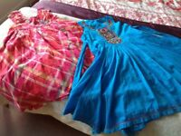 Girls Dresses 6yrs and 9yrs