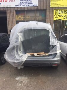 Nissan Rogue 2016 for parts or repair.