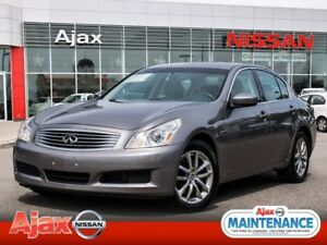 2009 Infiniti G37X Luxury*Great Shape*Navigation