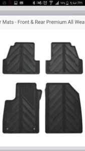 All weather Mats