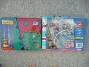 New Twin Size Sheet Sets - Disney's Pocahontas or Looney Tunes