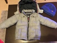 McKenzie Boys Coat & Next Hat