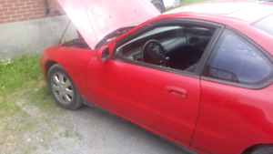 Honda prelude 1992 parts out