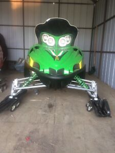 Arctic cat 800