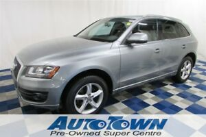 2011 Audi Q5 Premium Plus AWD/LEATHER/HTD SEATS
