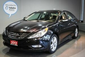 2012 Hyundai Sonata Innovative Design + Exceptional Handling