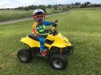 Kids Quad 50cc mint