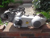 APRILIA 125 ENGINE