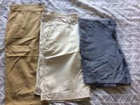 Men's clothes XL/38 waist