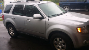 2008 ford escape V6 limited
