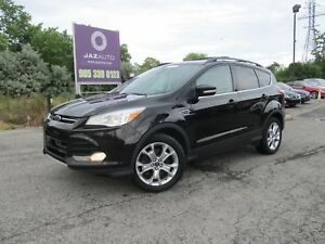 2013 Ford ESCAPE SEL CLEAN CAR PROOF OFF LEASE 1 YEAR WARRANTY L