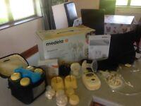 Medela freestyle hands free electric breastpump