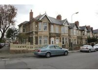 Penarth poets corner . This very attractive Victorian house offers two spacious double bedrooms