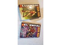 Iron Man Essentials 1 and 2