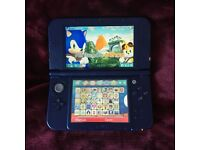 3DS XL WITH 35 Plus Games