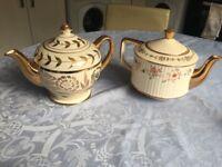 2 x Sadler teapots