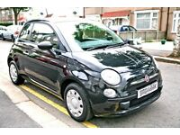 2014 FIAT 500 POP 1.2 only done 7k miles history manuals etc LIKE TOYOTA AYGO FORD FIESTA POLO mini