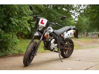 Ajs Jsm 50cc supermoto