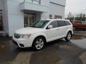 2012 Dodge Journey R/T Sedan, PST Paid, Sask Safety Complete