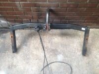 Chassis tow bar