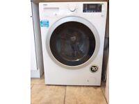 Washer Dryer Machine, BEKO WDX854313 0W. New Condition