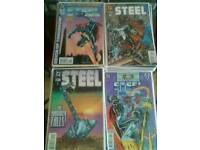 Çomics Complete DC collection Steele.