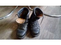 German Paratrooper Boots Size UK 9 / EU 41-42 (Pickup In Plymouth)
