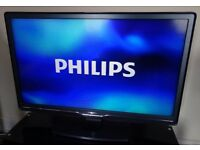 Philips 42in LCD TV with Ambilight