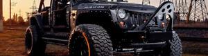 BUMPER 2012 Jeep Wrangler Pickup Truck