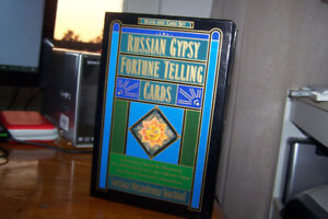 RUSSIAN GYPSY FORTUNE TELLING CARDS SOLD - PPU